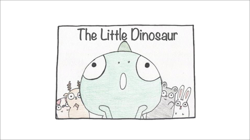 the little dinosaur 終版 (送印版)